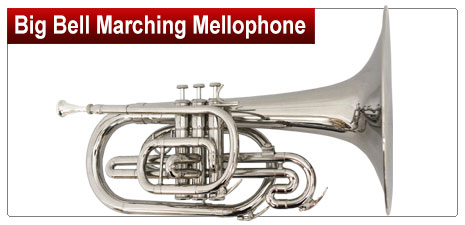 Big Bell Marching Mellophone