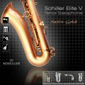 Elite V Tenor Saxophone – Satin Gold