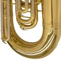 Elite Compensating EEb Tuba Gold