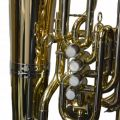 Frankfurt Elite FF Tuba Piston Bronze/Gold