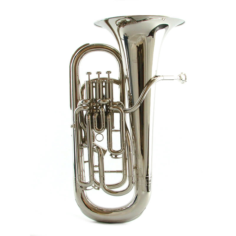 Elite Compensating Nickel Euphonium