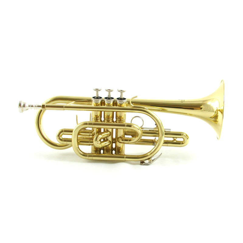 Shepards Crook Cornet