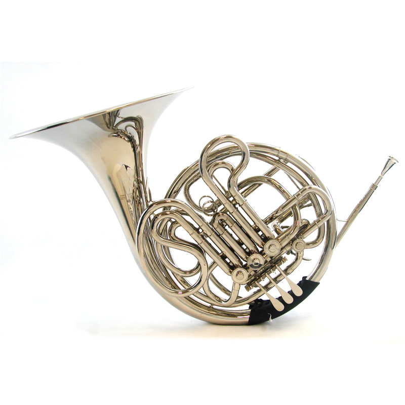 American Heritage Nickel Plated French Horn