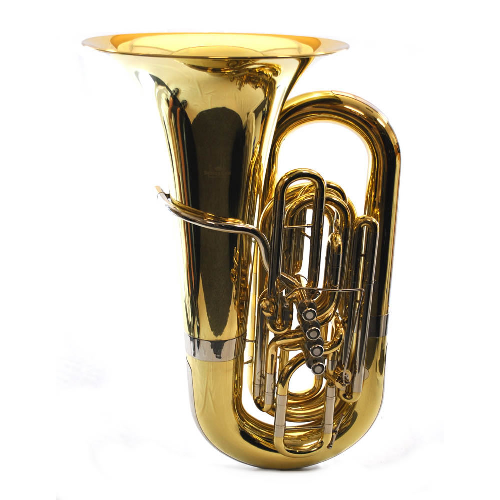 american heritage bbb 5 valve piston compensating tuba brass schiller instruments band. Black Bedroom Furniture Sets. Home Design Ideas