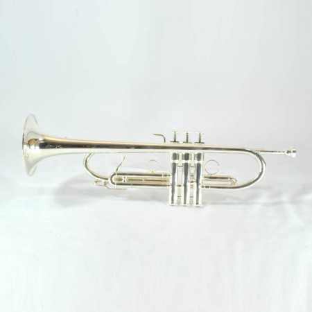 American Heritage Super Jetson Trumpet – Silver – Bb