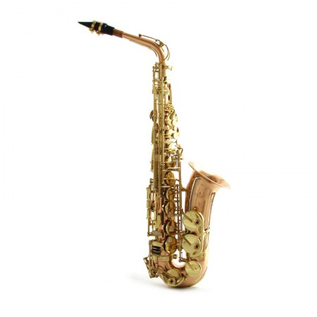 American Heritage Alto Saxophone – Copper with Yellow Brass Keys