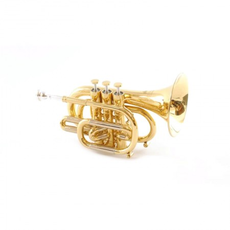 Center Tone Bb Pocket Trumpet