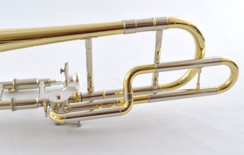 63 TUTORIAL F TRIGGER TROMBONE SLIDE POSITIONS WITH VIDEO