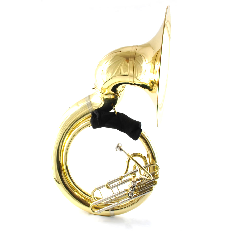 American Heritage BBb Sousaphone – Gold Lacquer