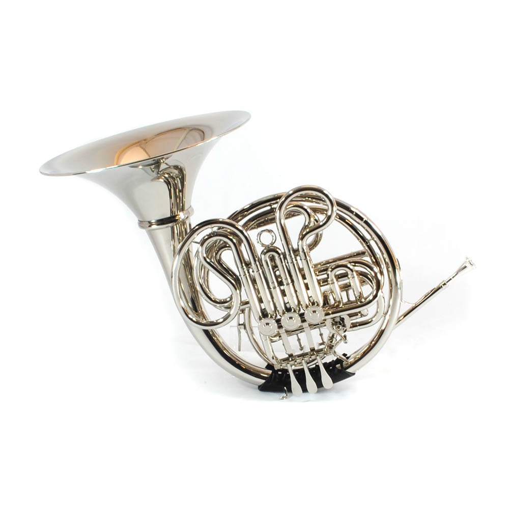 Elite V French Horn – Nickel Plated