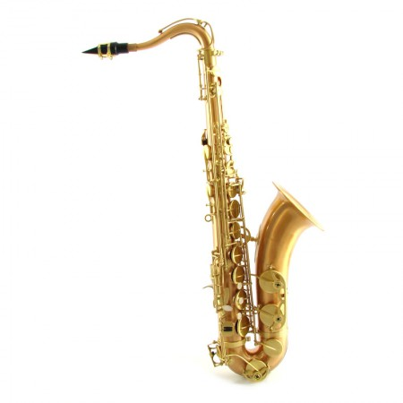 American Heritage Tenor Saxophone – Copper Satin & Gold