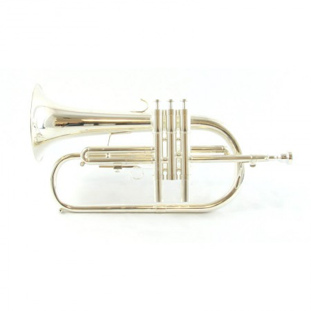 Center Tone Flugelhorn – Silver