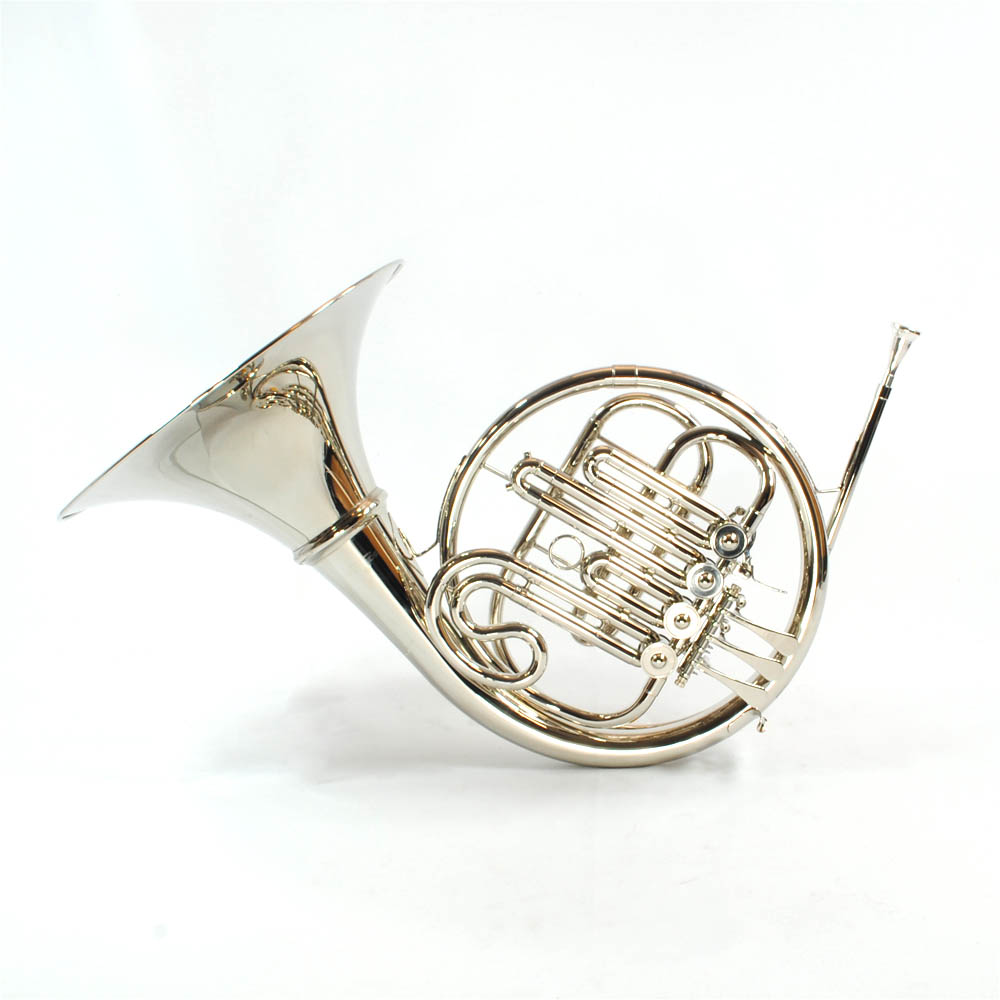 American Heritage Single French Horn – Nickel