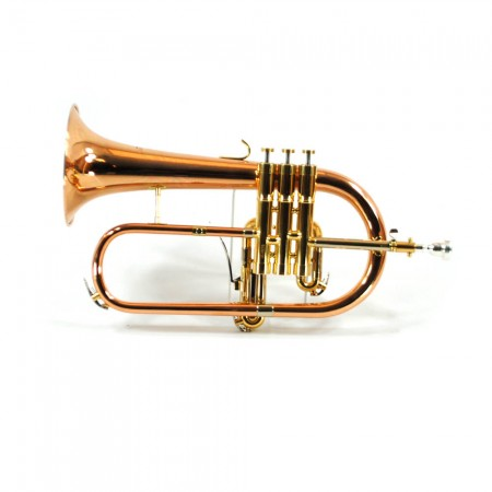 Center Tone Flugelhorn – Rose Brass