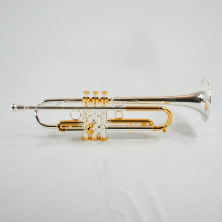 Center Tone Trumpet – Silver & Gold – Bb