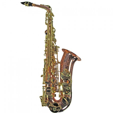 Elite V Alto Saxophone – Copper & Gold