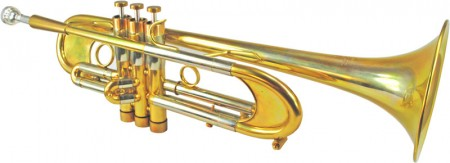Schiller Trumpet – Old City Cario Model Bb
