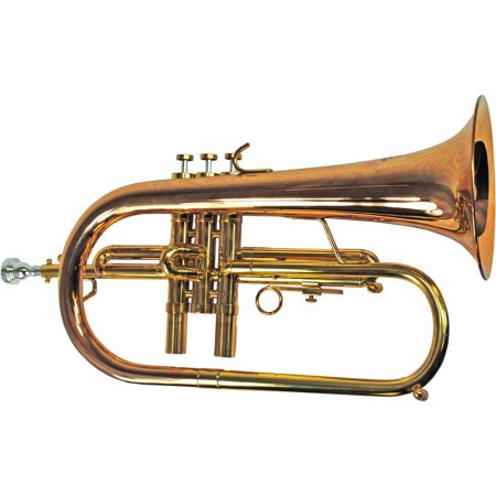 Center Tone Flugelhorn – Copper Rose