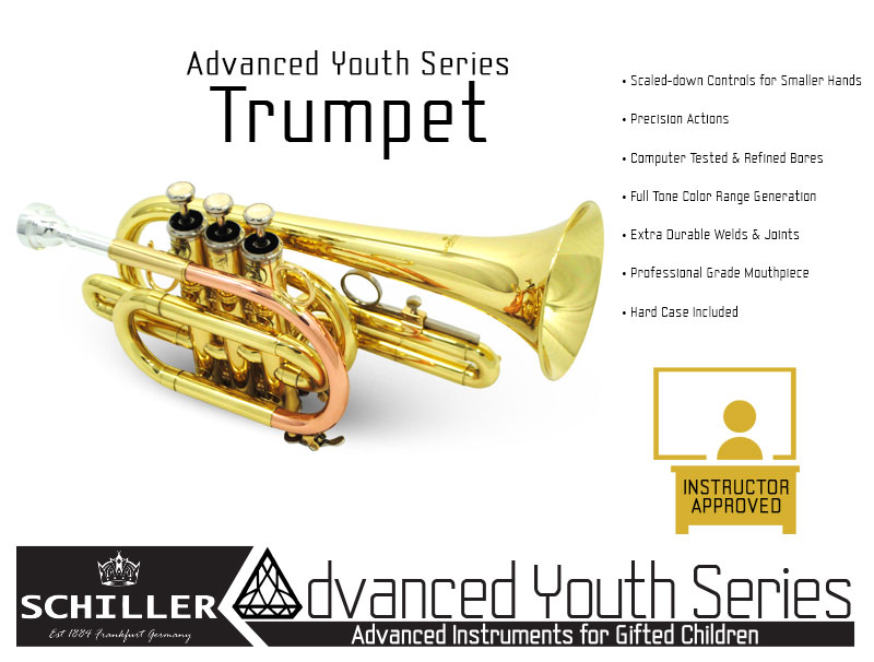 Youth Advanced Series Trumpet