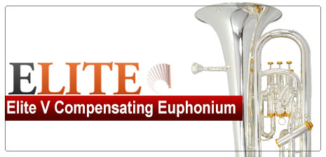 Elite V Compensating Euphonium
