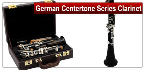 German Centerone Clarinet