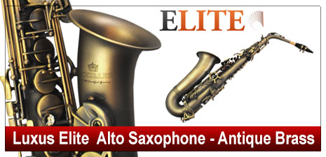 Luxus Elite Alto Saxopone
