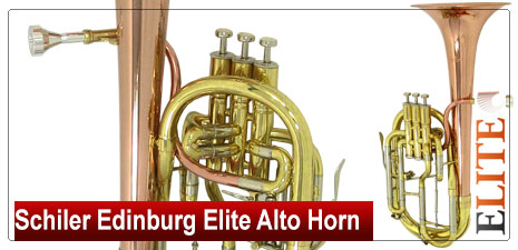 Edinburg Elite Alto Horn