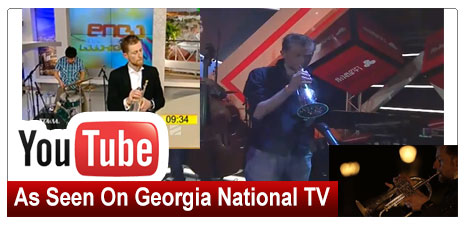 Schiller on Georgia TV YouTube