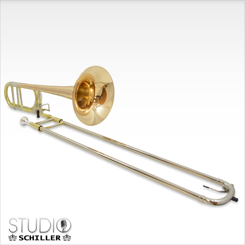 Studio 547 Trombone with Rose Gold Brass Bell