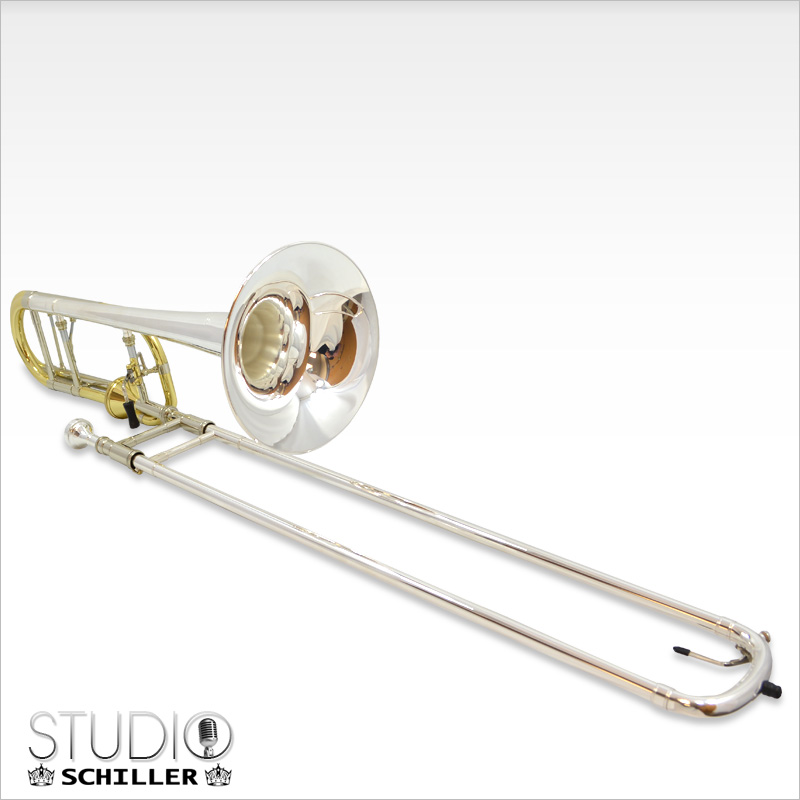 Studio Axial Flow Trombone with Silver Bell