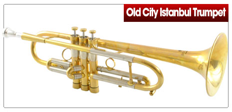 Old City Istanbul Trumpet