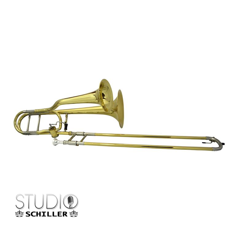 Studio Band Leader Double Bell Trombone