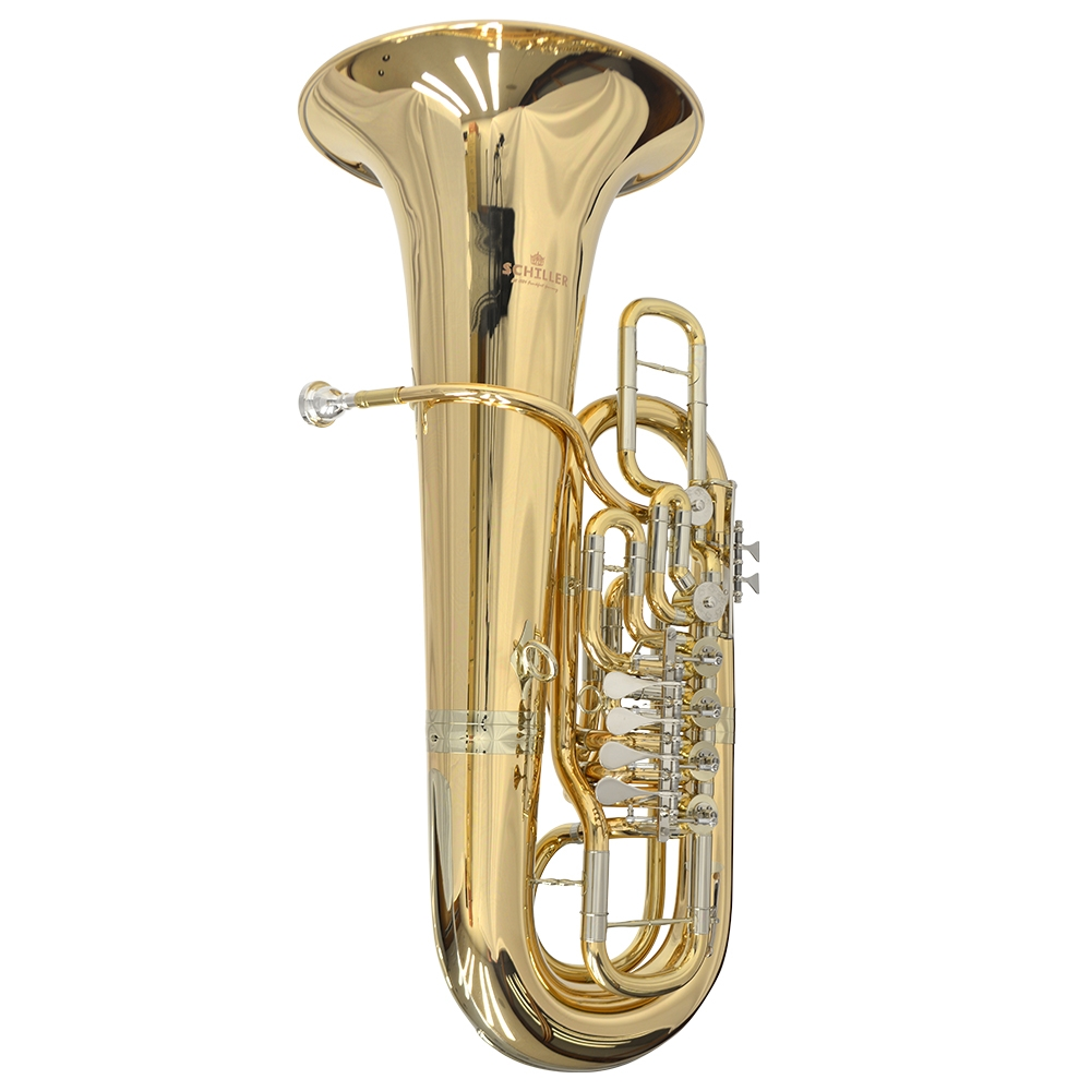 Elite Frankfurt Rotary 6-Valve Tuba – Key of F