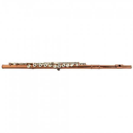 Frankfurt Elite Solid Copper Flute with Soldiered & Rolled Tone Holes