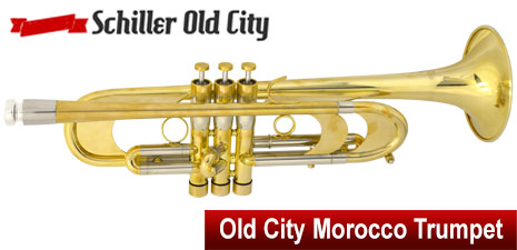 Old City Morocco Trumpet