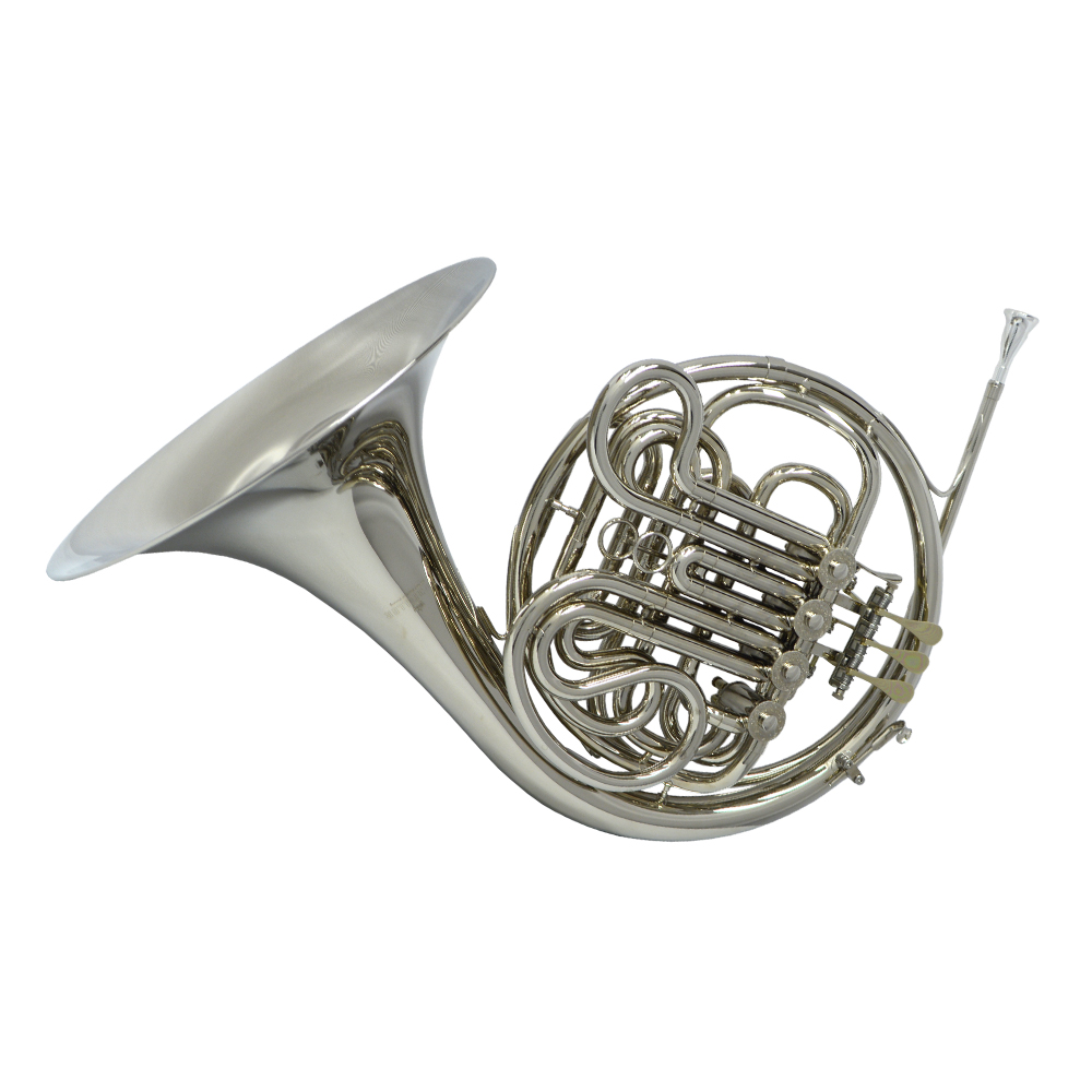 American Elite VI (A) French Horn – Nickel