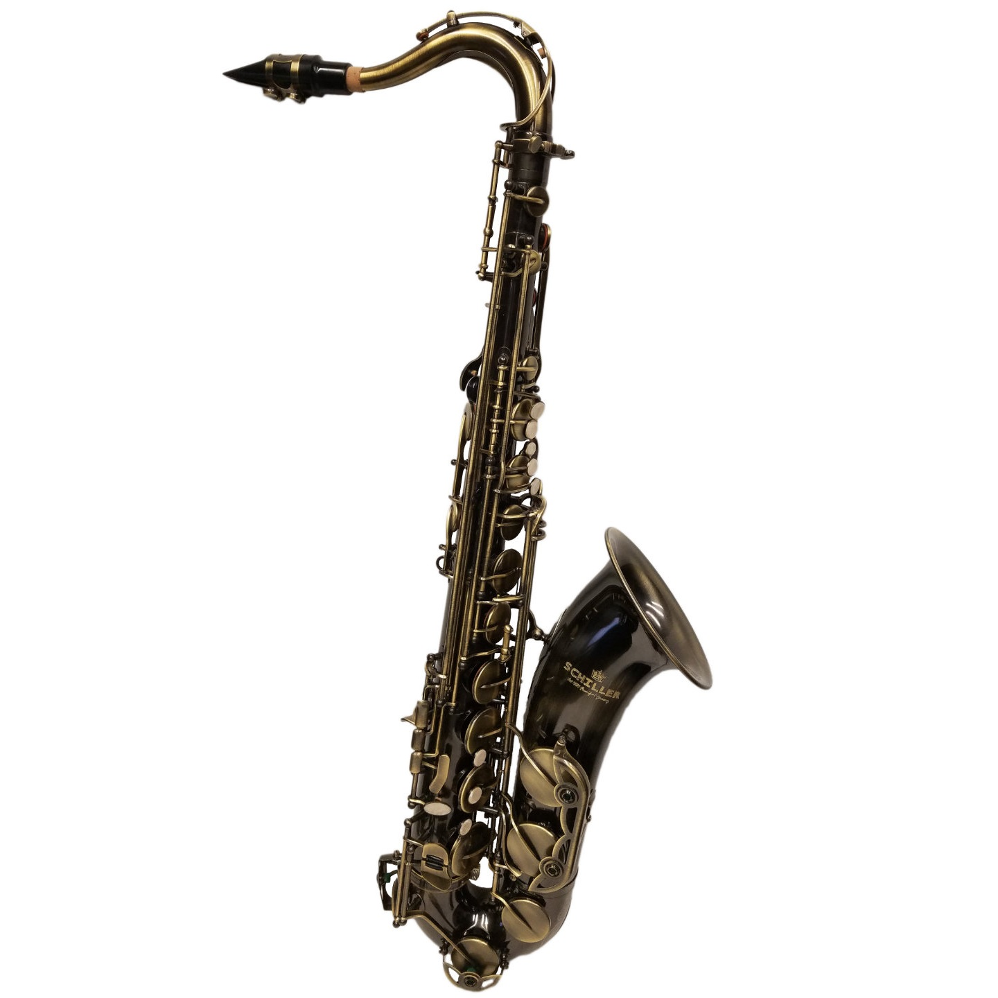 American Heritage 400 Tenor Saxophone – Turkish Brass