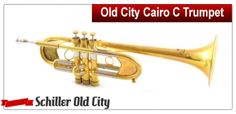 Old City Cairo C Trumpet