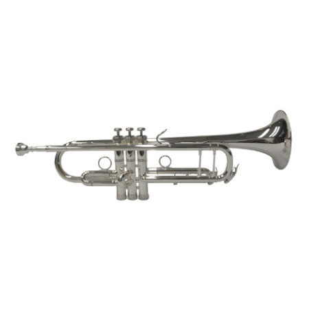 American Heritage 80 Trumpet Silver Plated