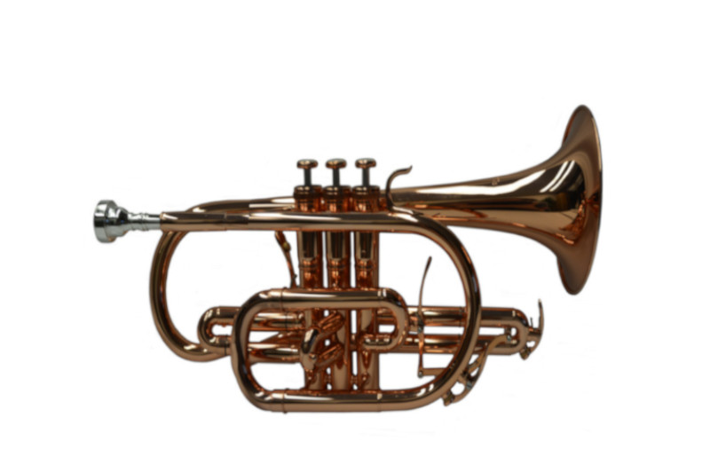 Shepherds Crook Pro Elite Cornet w/Trigger