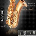 Elite Luxus V Tenor Saxophone – Satin Gold