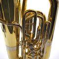American Heritage BBb 5 Valve Piston Compensating Tuba – Brass