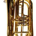 American Heritage 3 Rotary Valve Tuba
