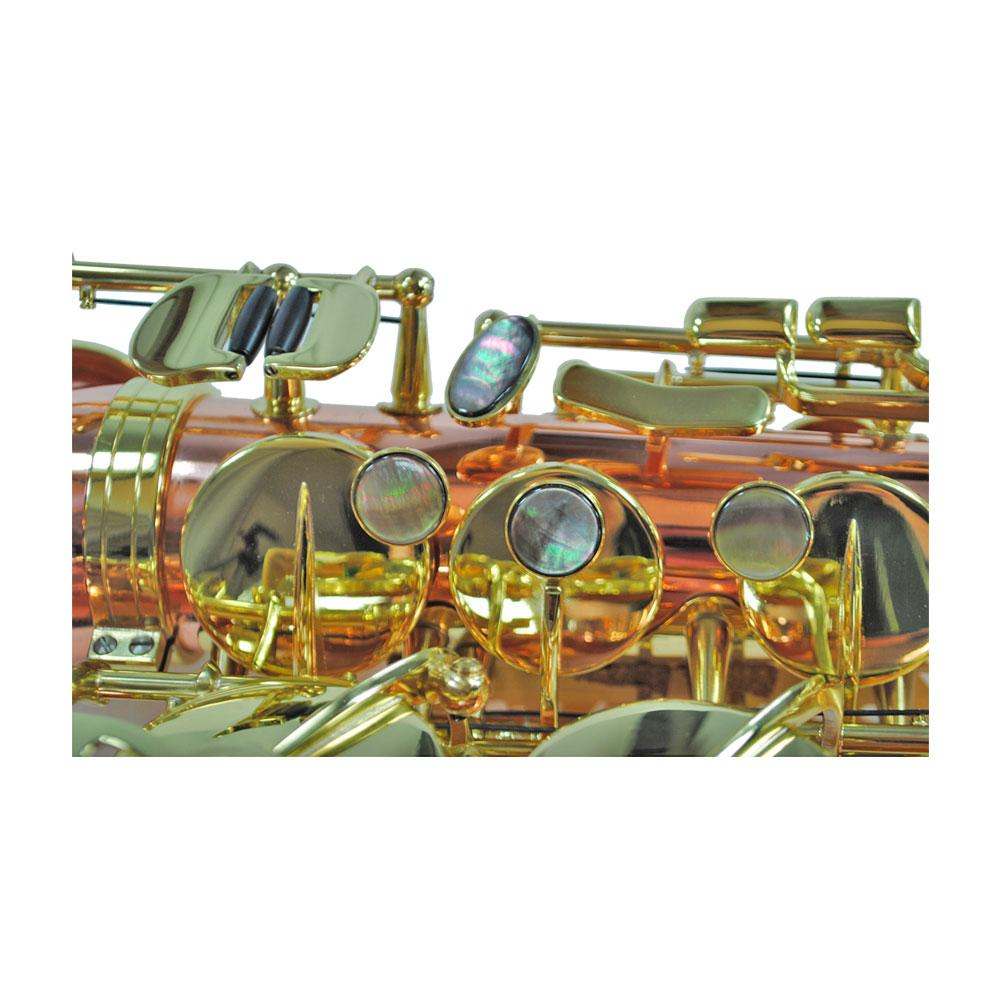 Elite V Alto Saxophone – Copper & Gold