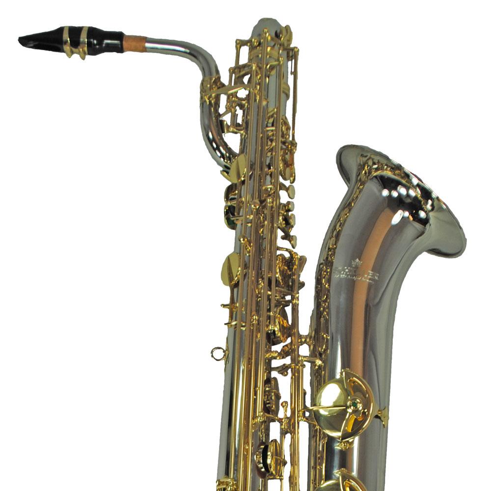 Elite V Baritone Saxophone – Silver & Gold