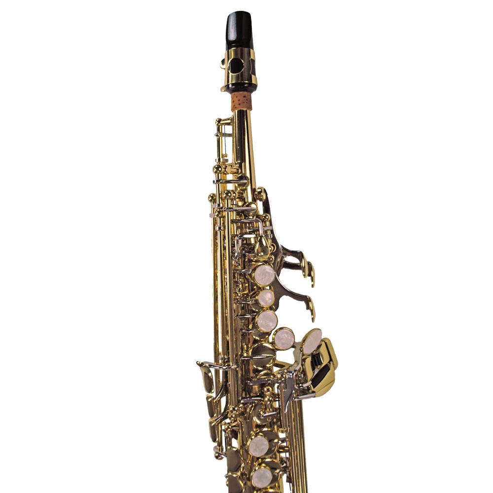Elite IV Sopranino Saxophone – Gold