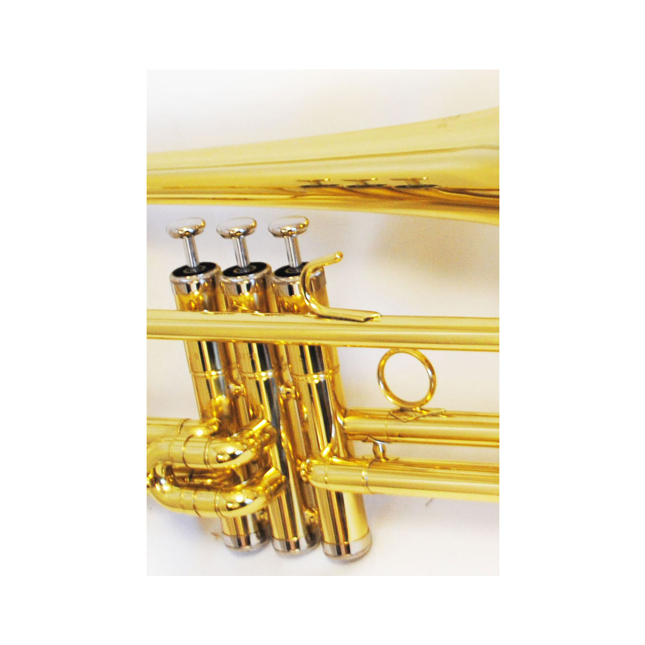 American Heritage Piston Valve F Trombone