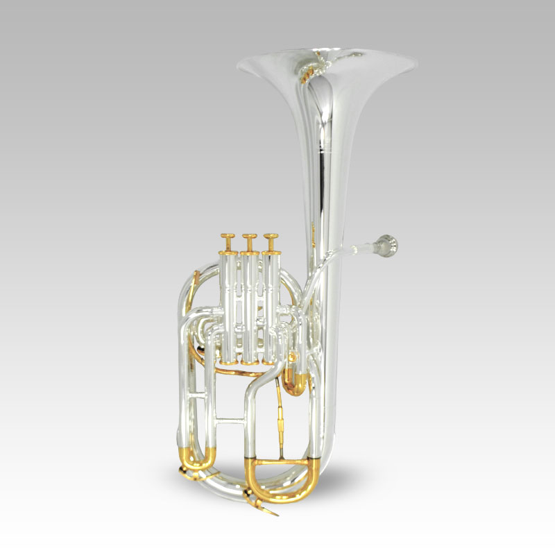 Edinburgh Elite Alto Horn Silver & Gold (Limited Edition)