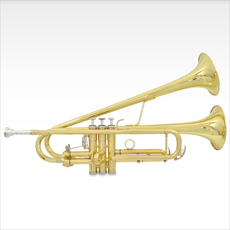Bandleader Double Bell Trumpet