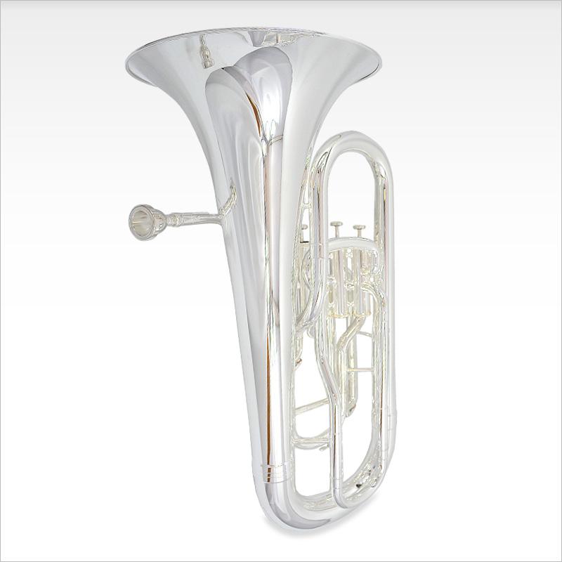 Elite IV Silver Plated Euphonium